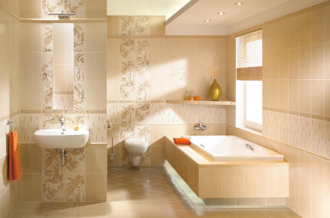 Варианты укладки плитки в ванной дизайн фото